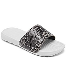 Women's Victori One Print Slide Sandals from Finish Line