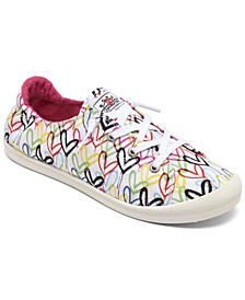 Women's Skechers Bobs X James Goldcrown BB Slip-on Casual Sneakers from Finish Line