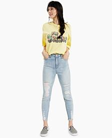 Juniors' Real Cheeky Curvy Skinny Jeans