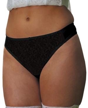 Women's Microfiber Thong