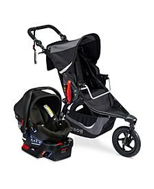 Gear Revolution Flex 3.0 Travel System with B-Safe Gen2 Infant Car Seat