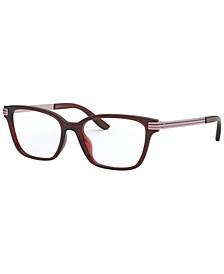 TY4007U51-O Women's Rectangle Eyeglasses