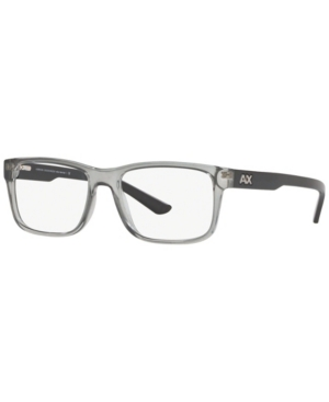 Armani Exchange AX3016 Men's Square Eyeglasses