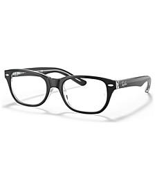 RY1555 Child Square Eyeglasses