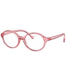 RY1901 Child Rectangle Eyeglasses