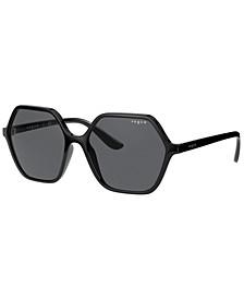 Eyewear Women's Sunglasses, VO5361S 55