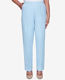 Petite Classics Pull-On Medium Pants