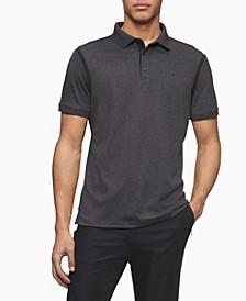 Men's Ribbon Stripe Polo Shirt