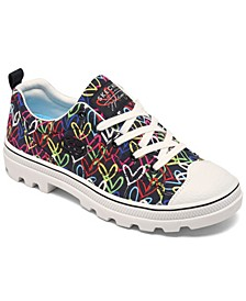 Women's Skechers x James Goldcrown Roadies - Hashtag Love Casual Sneakers from Finish Line