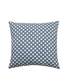 Ironwork Decorative Pillow, 18 x 18