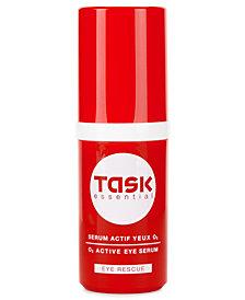 Task Essential Men's Eye Rescue Eye Serum, .7 oz