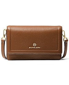 Jet Set Charm Leather Phone Crossbody