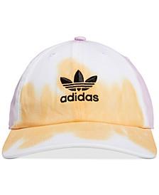 Colorwash Strapback Hat