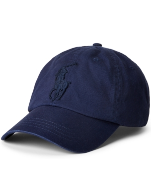 Polo Ralph Lauren Caps MEN'S BIG PONY CHINO CAP
