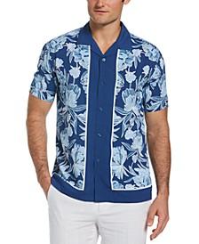 Men's Peony Camp Shirt