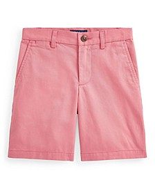 Toddler Boys Straight Fit Stretch Chino Short