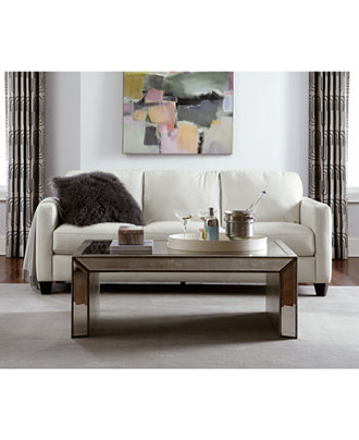 Emilia Leather Sofa Living Room Collection Furniture