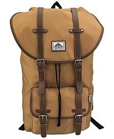 Men's Solid Utility Backpack