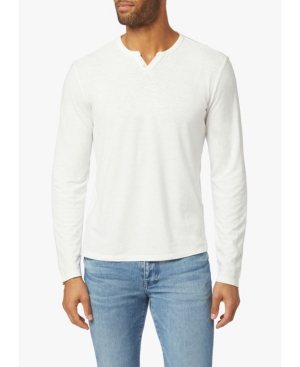 Joe's Jeans MEN'S WINTZ LONG SLEEVE HENLEY T-SHIRT
