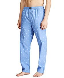 Men's Polo Player Pajama Pants