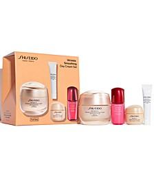 4-Pc. Benefiance Wrinkle Smoothing Day Cream Set