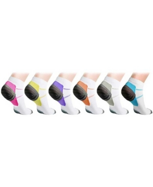 Men's and Women's Athletic Ankle Compression Socks
