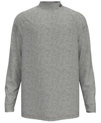 Tommy Hilfiger Men's Luis Mock-Neck T-Shirt
