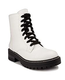 Women's Kaedy Combat Boots