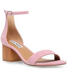 Women's Irenee Two-Piece Block-Heel Sandals