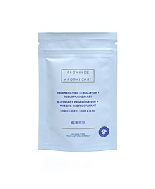 Regenerating Exfoliator and Resurfacing Mask, 2 oz