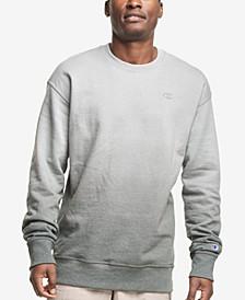 Men's Ombré Fleece Sweatshirt