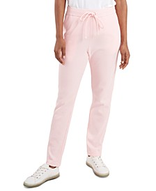 Cole Waffle-Knit Drawstring-Waist Pants, Created for Macy's