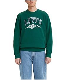 Men's Graphic Crewneck Sweatshirt