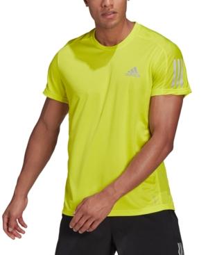 Adidas Originals T-shirts ADIDAS MEN'S OWN THE RUN T-SHIRT