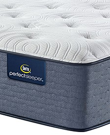 "Perfect Sleeper Renewed Night 14"" Medium Firm Mattress- Queen"