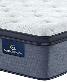 "Perfect Sleeper Renewed Night 16"" Medium Firm Pillow Top Mattress- Queen"
