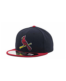 New Era St. Louis Cardinals Authentic Collection 59FIFTY Hat