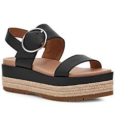 Women's April Espadrille Wedge Sandals