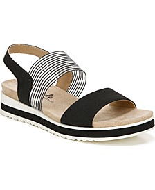 Zing Strappy Sandals