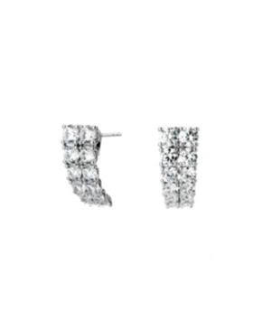 """1/2"""" J-Hoop Extra Small Earrings"""