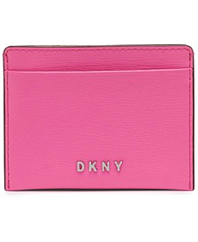 Bryant Leather Card Holder, Created for Macy's