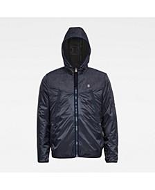 Men's Setcale Padded Hooded Jacket