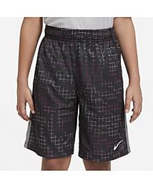 Big Boys Dri-Fit Printed Training Shorts