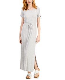 Tie-Waist Maxi Dress, Created for Macy's