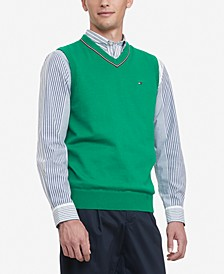 Men's Jackson Regular-Fit V-Neck Sweater Vest