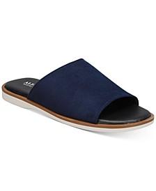 Men's Vetter Slide Sandals, Created for Macy's