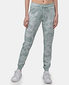 Women's Tie Dye French Terry Jogger