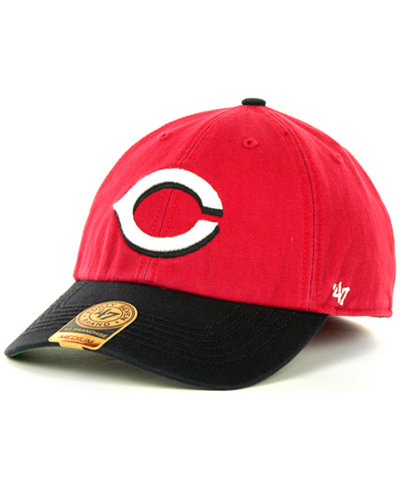 '47 Brand Cincinnati Reds Franchise Cap