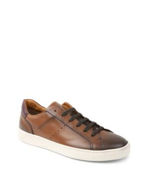 Bruno Magli Men's Dante Casual Oxford Shoe Men's Shoes In Cognac Calf