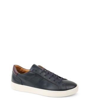 Bruno Magli Men's Dante Casual Oxford Shoe Men's Shoes In Navy Calf